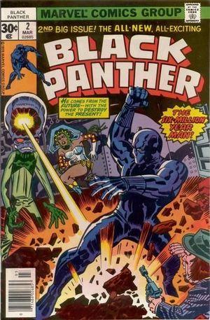 BLACK PANTHER (1977) #2