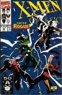 X-MEN CLASSIC (1986 CLASSIC X-MEN) #62