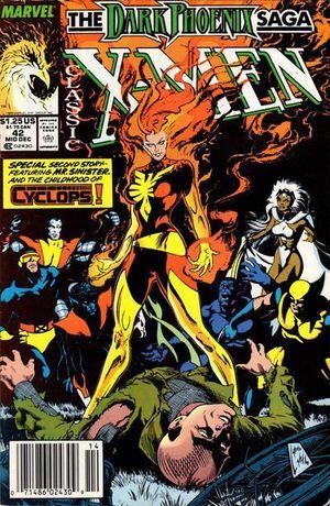 X-MEN CLASSIC (1986 CLASSIC X-MEN) #42