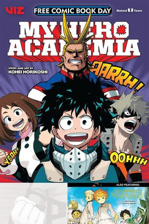 MY HERO ACADEMIA & PROMISED NEVERLAND FCBD 2019 #1