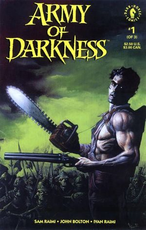 ARMY OF DARKNESS (1992) #1