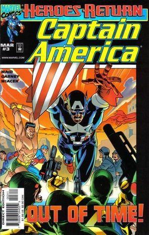 CAPTAIN AMERICA (1998 3RD SERIES) #3