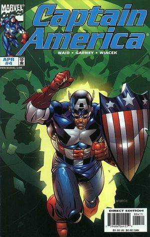 CAPTAIN AMERICA (1998 3RD SERIES) #4