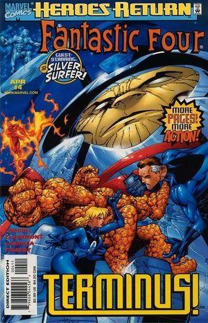 FANTASTIC FOUR (1998 3RD SERIES) #4