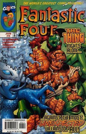 FANTASTIC FOUR (1998 3RD SERIES) #6
