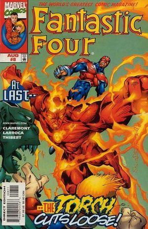 FANTASTIC FOUR (1998 3RD SERIES) #8