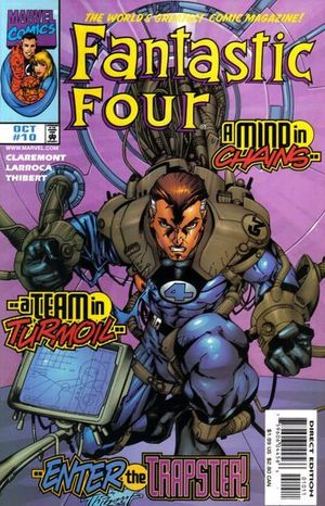FANTASTIC FOUR (1998 3RD SERIES) #10