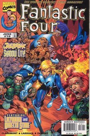 FANTASTIC FOUR (1998 3RD SERIES) #18