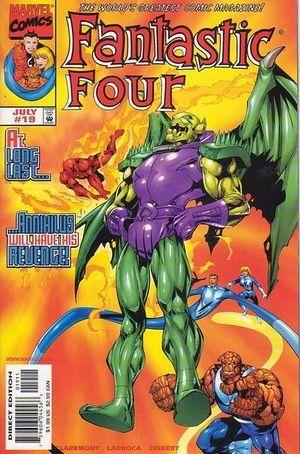 FANTASTIC FOUR (1998 3RD SERIES) #19