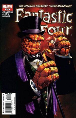 FANTASTIC FOUR (1998 3RD SERIES) #528