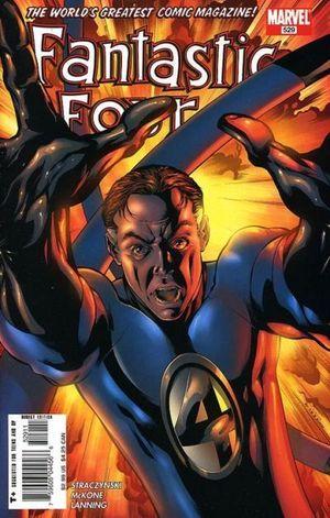 FANTASTIC FOUR (1998 3RD SERIES) #529