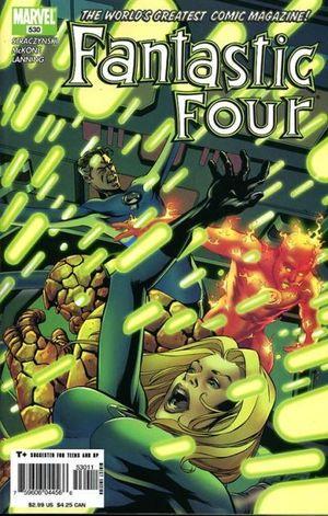 FANTASTIC FOUR (1998 3RD SERIES) #530