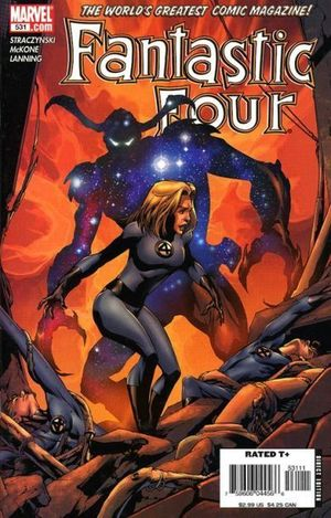 FANTASTIC FOUR (1998 3RD SERIES) #531