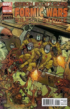 FORMIC WARS SILENT STRIKE (2011) #1