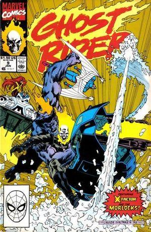 GHOST RIDER (1990 2ND SERIES) #9