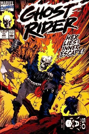 GHOST RIDER (1990 2ND SERIES) #11