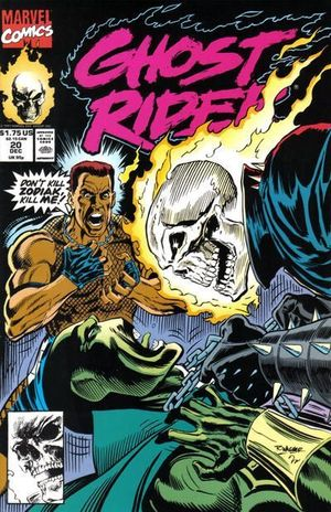 GHOST RIDER (1990 2ND SERIES) #20