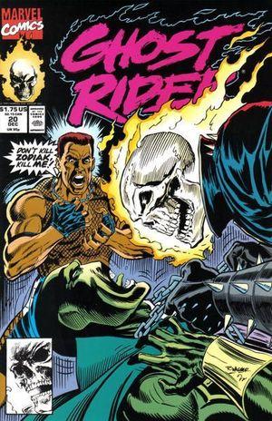 GHOST RIDER (1990 2ND SERIES) #20