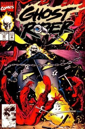 GHOST RIDER (1990 2ND SERIES) #22