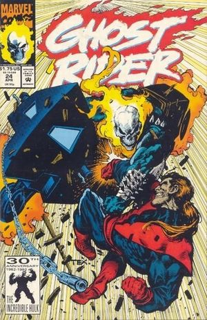 GHOST RIDER (1990 2ND SERIES) #24