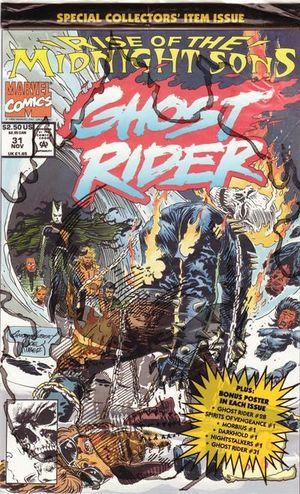 GHOST RIDER (1990 2ND SERIES) #31