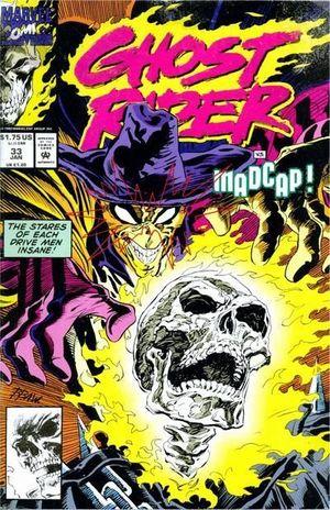 GHOST RIDER (1990 2ND SERIES) #33