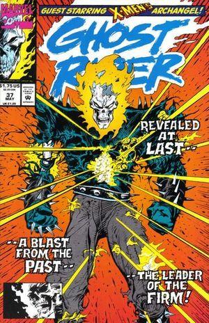 GHOST RIDER (1990 2ND SERIES) #37