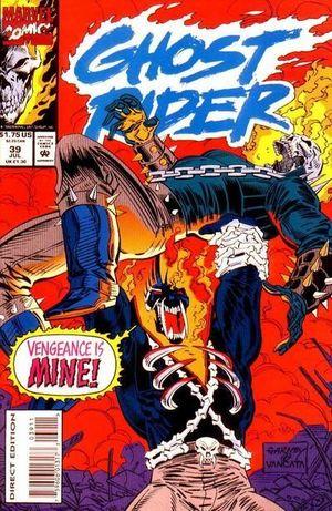 GHOST RIDER (1990 2ND SERIES) #39