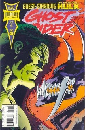 GHOST RIDER (1990 2ND SERIES) #49