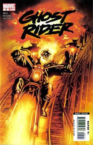 GHOST RIDER (2006 4TH SERIES) #5