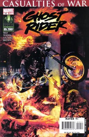 GHOST RIDER (2006 4TH SERIES) #10