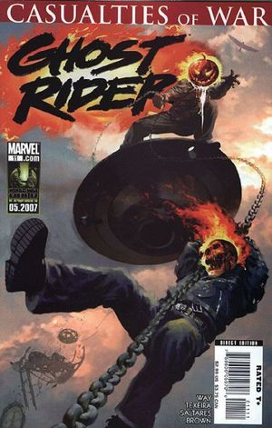 GHOST RIDER (2006 4TH SERIES) #11