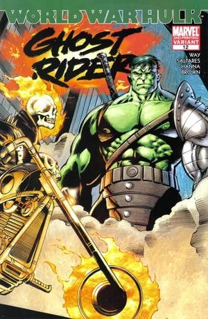 GHOST RIDER (2006 4TH SERIES) #12B