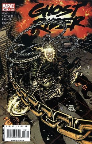 GHOST RIDER (2006 4TH SERIES) #19