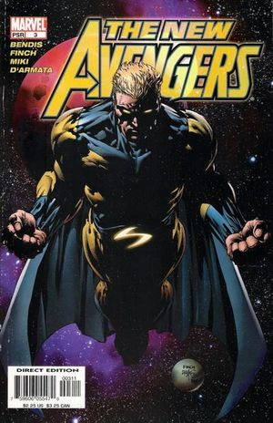 NEW AVENGERS (2005 1ST SERIES) #3