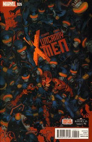UNCANNY X-MEN (2013 3RD SERIES) #26