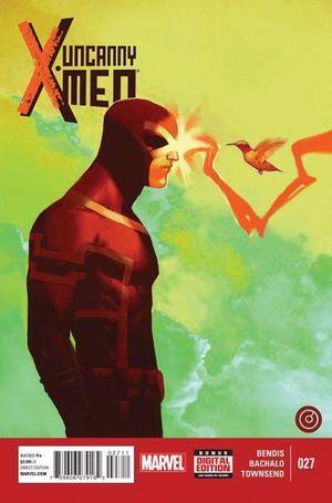 UNCANNY X-MEN (2013 3RD SERIES) #27