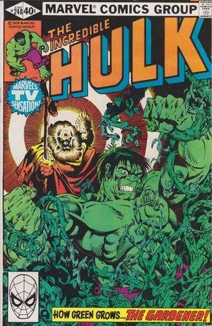 INCREDIBLE HULK (1962-1999 1ST SERIES) #248