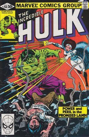 INCREDIBLE HULK (1962-1999 1ST SERIES) #256