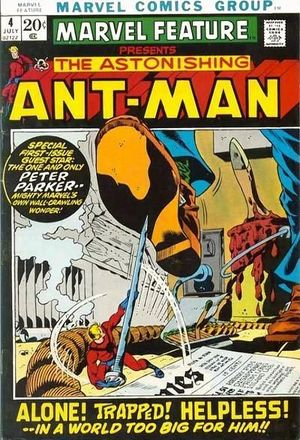 MARVEL FEATURE (1971 1ST SERIES) #4