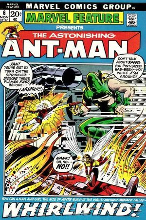 MARVEL FEATURE (1971 1ST SERIES) #6