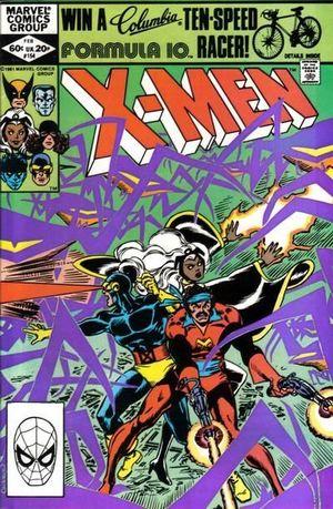 UNCANNY X-MEN (1963 1ST SERIES) #154