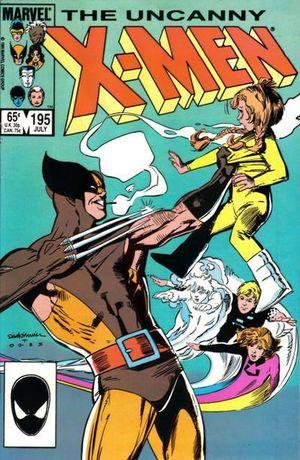 UNCANNY X-MEN (1963 1ST SERIES) #195