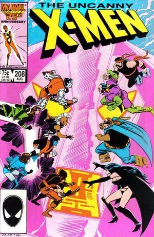 UNCANNY X-MEN (1963 1ST SERIES) #208