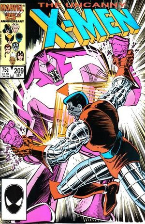 UNCANNY X-MEN (1963 1ST SERIES) #209