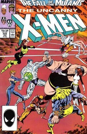 UNCANNY X-MEN (1963 1ST SERIES) #225