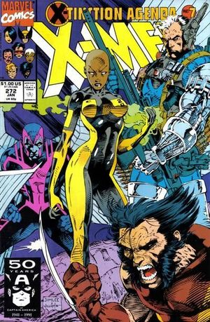 UNCANNY X-MEN (1963 1ST SERIES) #272