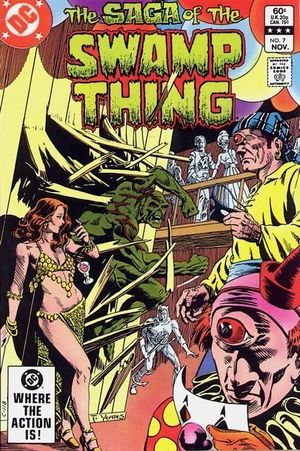 SWAMP THING (1982 2ND SERIES) #7