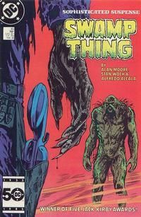 SWAMP THING (1982 2ND SERIES) #45