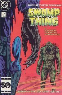 SWAMP THING (1982 2ND SERIES) #45